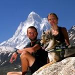 HISTORIE: 3 wilki czyli pies w Himalajach