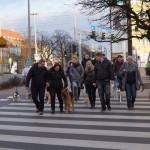 Po co ciągnąć psa na miasto