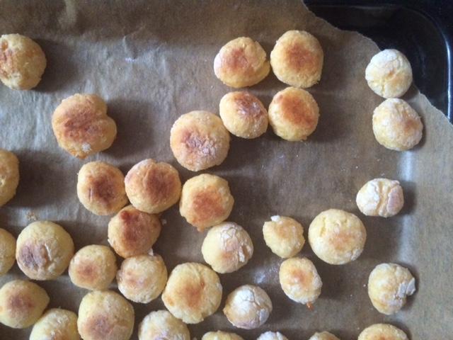 Ciasteczka serowe z przepisu w Magazynie Westwing