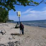 Gdyńska plaża dla psów już oznakowana!