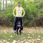 HISTORIE: Eto, pies maratończyk